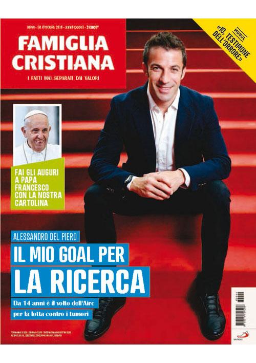 Revue de presse: Famiglia Cristiana
